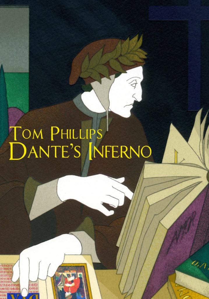 Locandina Tom Phillips Dante's Inferno